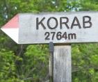 Nordmazedonien Korab 2764